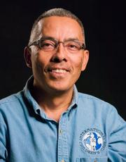 Photo of Joel Reyes, emeritus public relations director of ICC