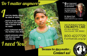 Image of September 2014 back-page Gleaner Ad