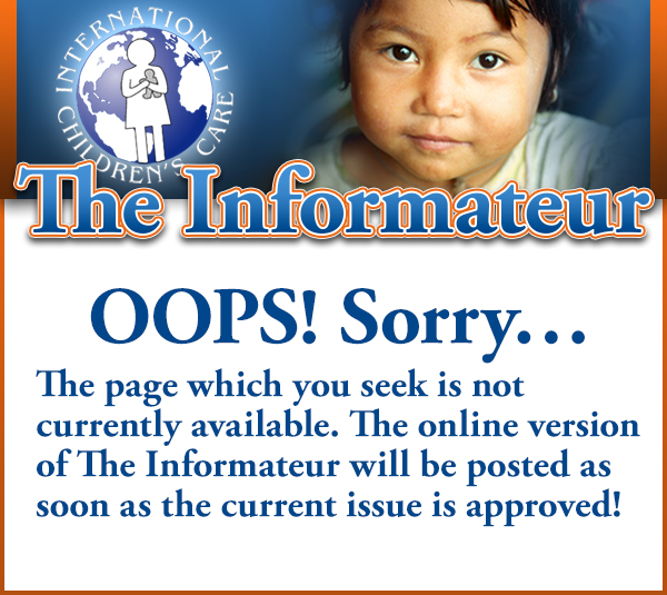 ICC E-News Oops! Sorry… Header