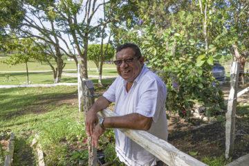 Joel Carpio, Director of Los Pinos Children's Village